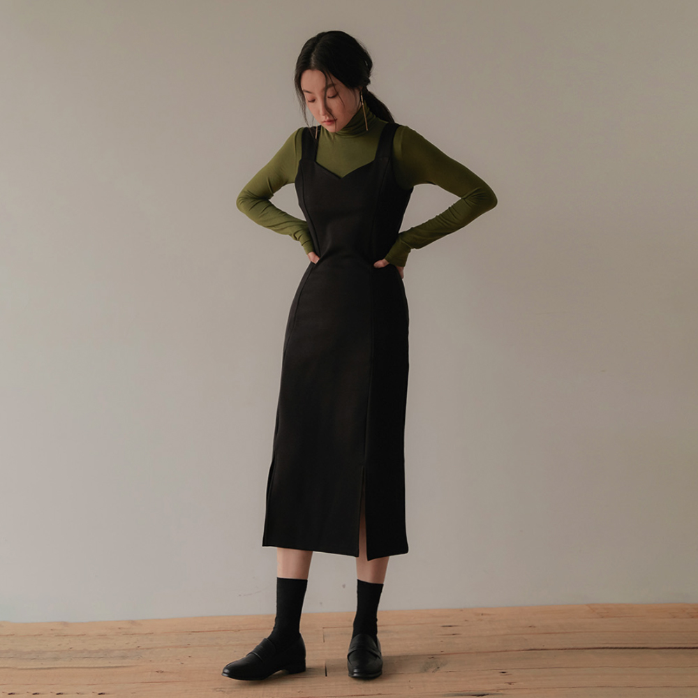 리올그 DIVIDEDNESS JUMPER SKIRT 원피스