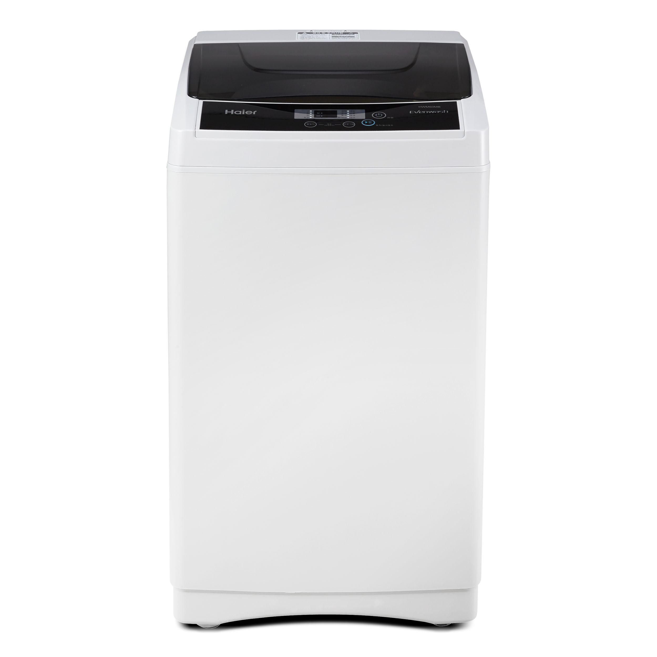 하이얼 일반 세탁기 HWM60MB 6kg, 방문설치
