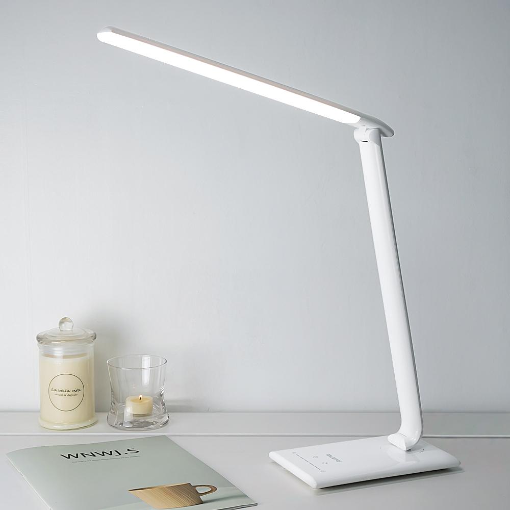 레토 LED 데스크 스탠드 LLS-01, 화이트