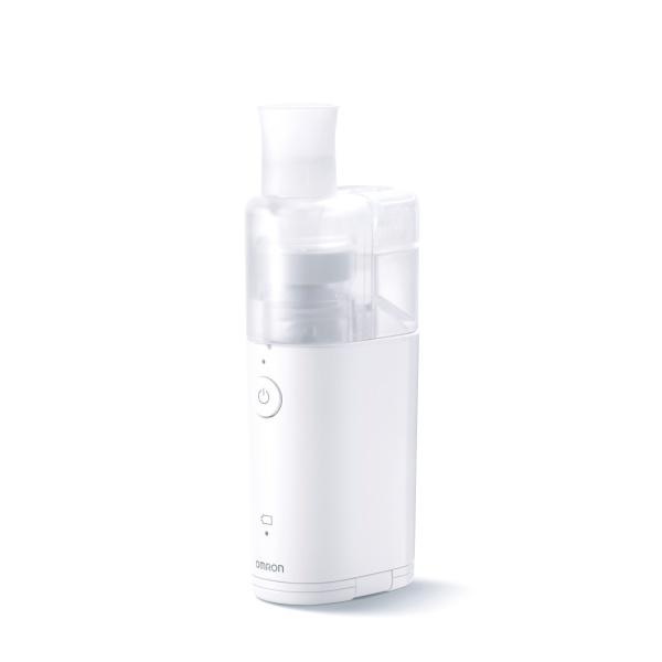 오므론 영유아용 휴대용 네블라이저 NE-U100 + AA건전지 2p, 1세트-2-230093915
