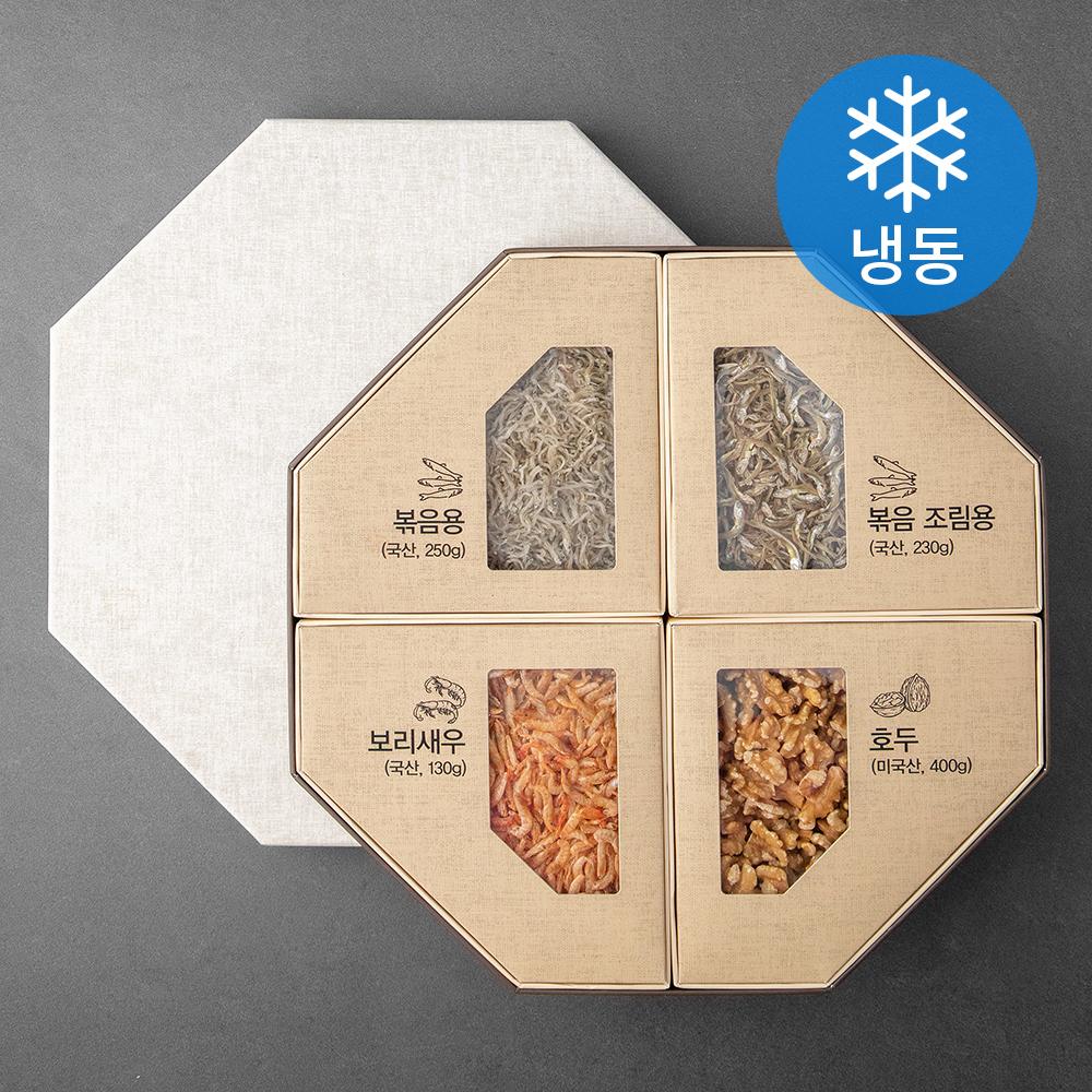 이어수산 멸치혼합세트, 1010g, 1박스