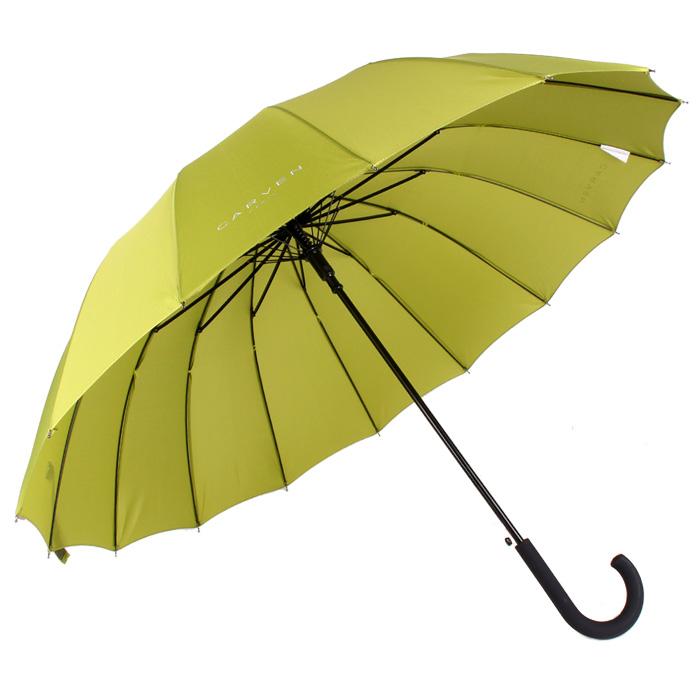 까르벵 16K 솔리드 곡자 장우산