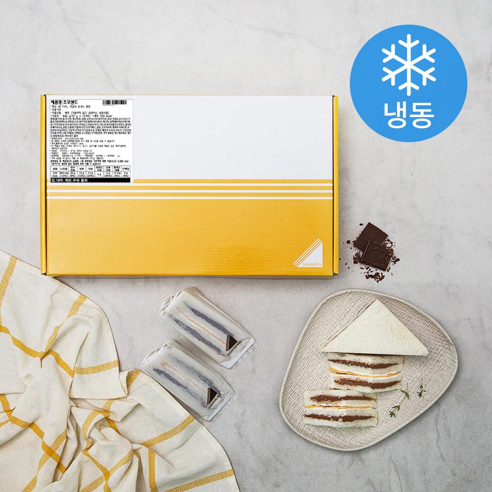 파미유 대만식 초코 샌드 (냉동), 840g, 1개