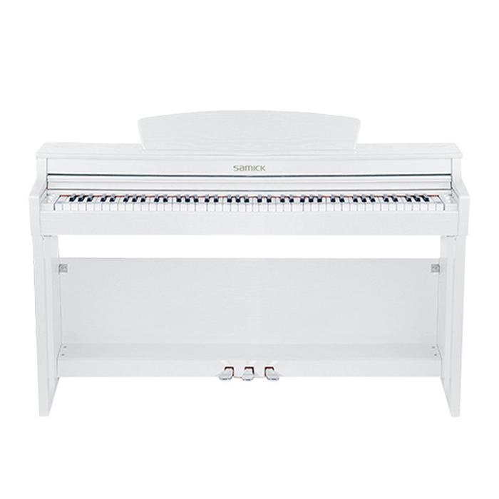 삼익악기 디지털피아노 DP-300 교육기능 탑재, 화이트