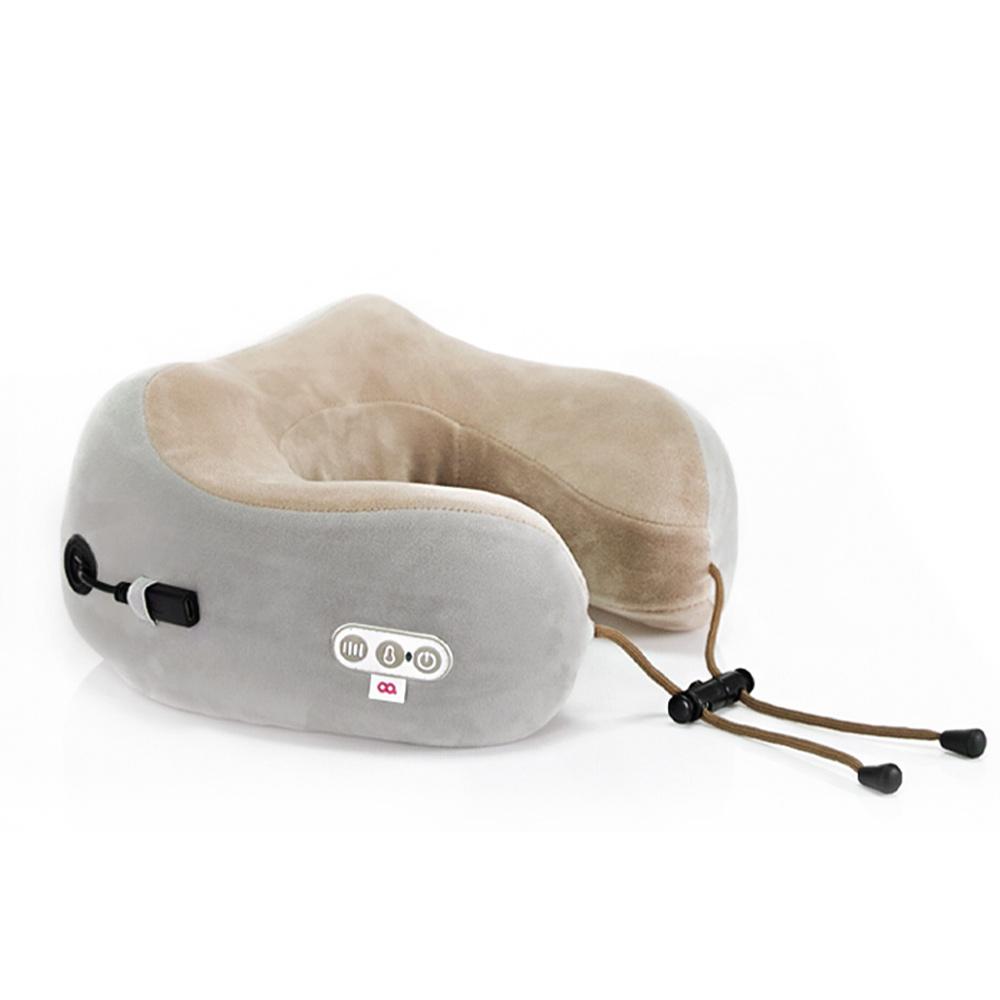 오아 트래블러 여행용 안마기 목쿠션 기내용 목베개 목 어깨 마사지기, OA-MA028