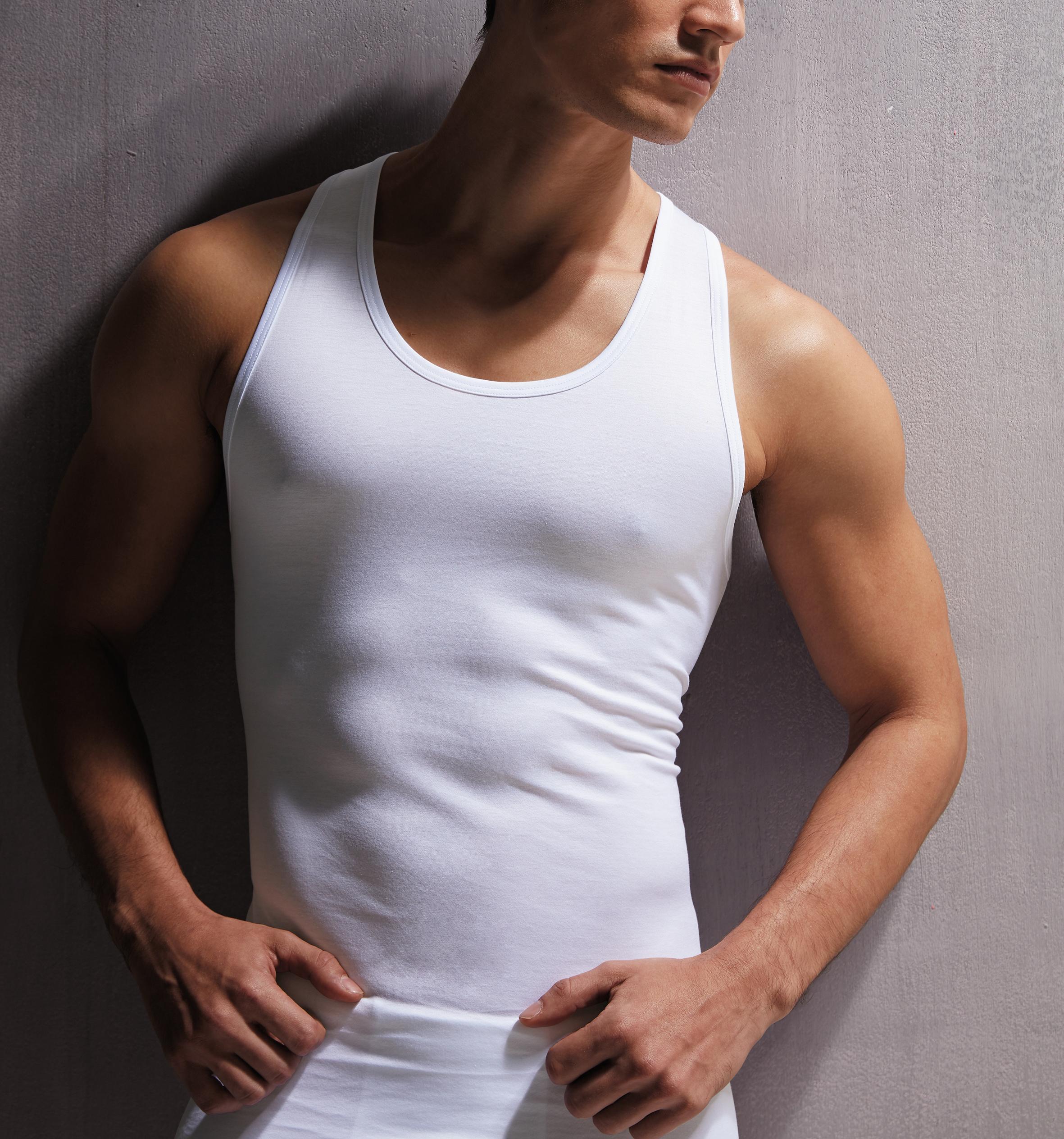 쿠팡 브랜드 - 남성용 항균 소취 속건 3기능성 런닝 8매