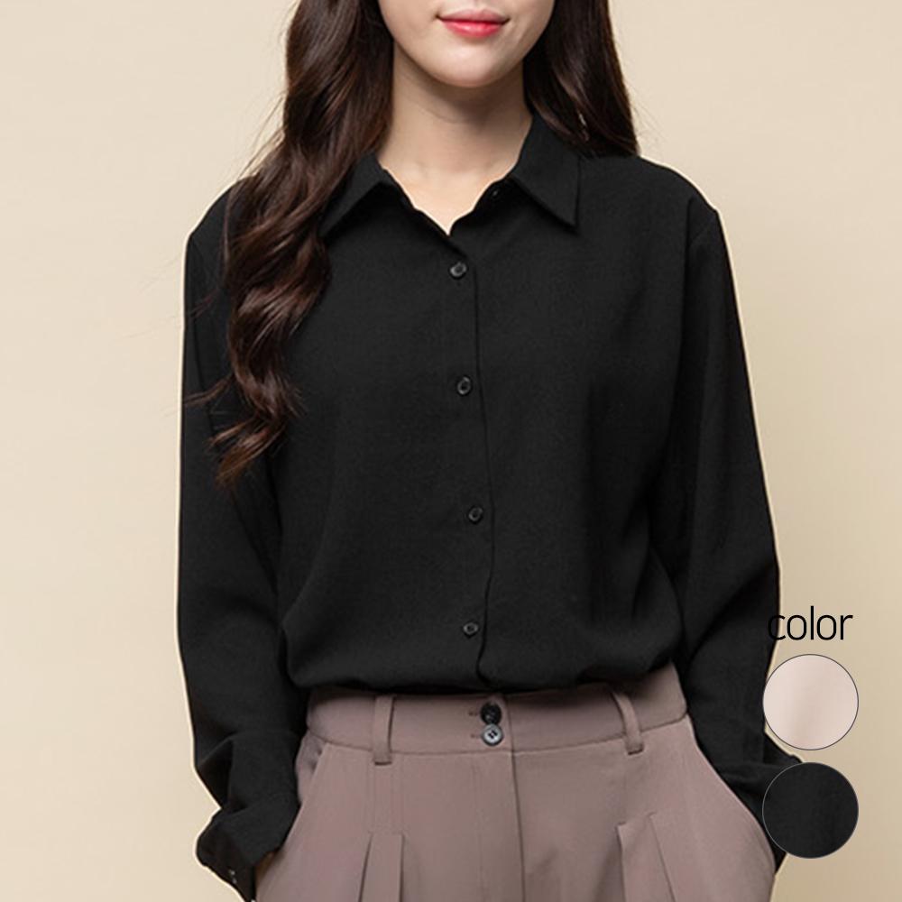 캐럿 여성 셔츠 블라우스
