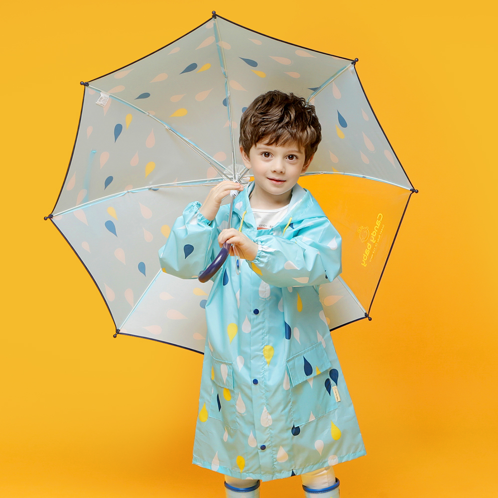 캔디베이비 물방울 우산