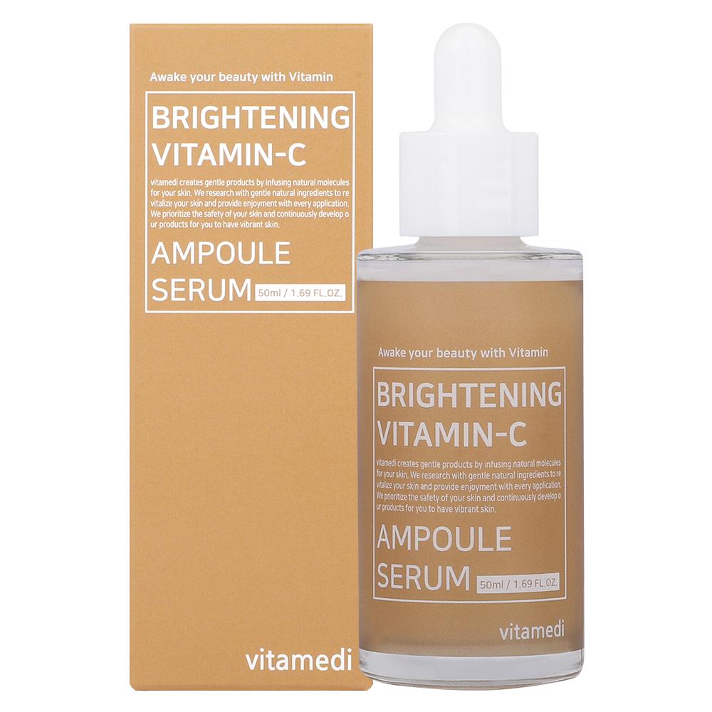 비타메디 브라이트닝 비타민C 앰플 세럼, 50ml, 1개