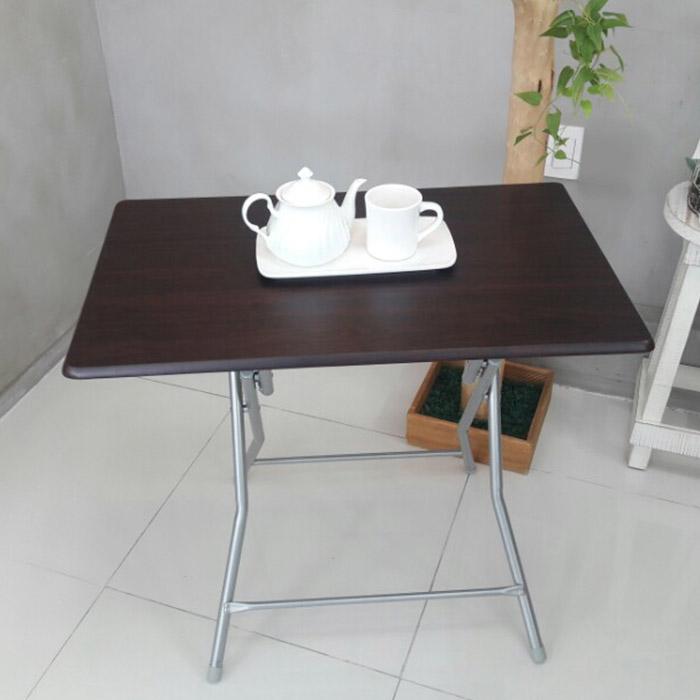오에이데스크 사각 테이블 특대, 월넛