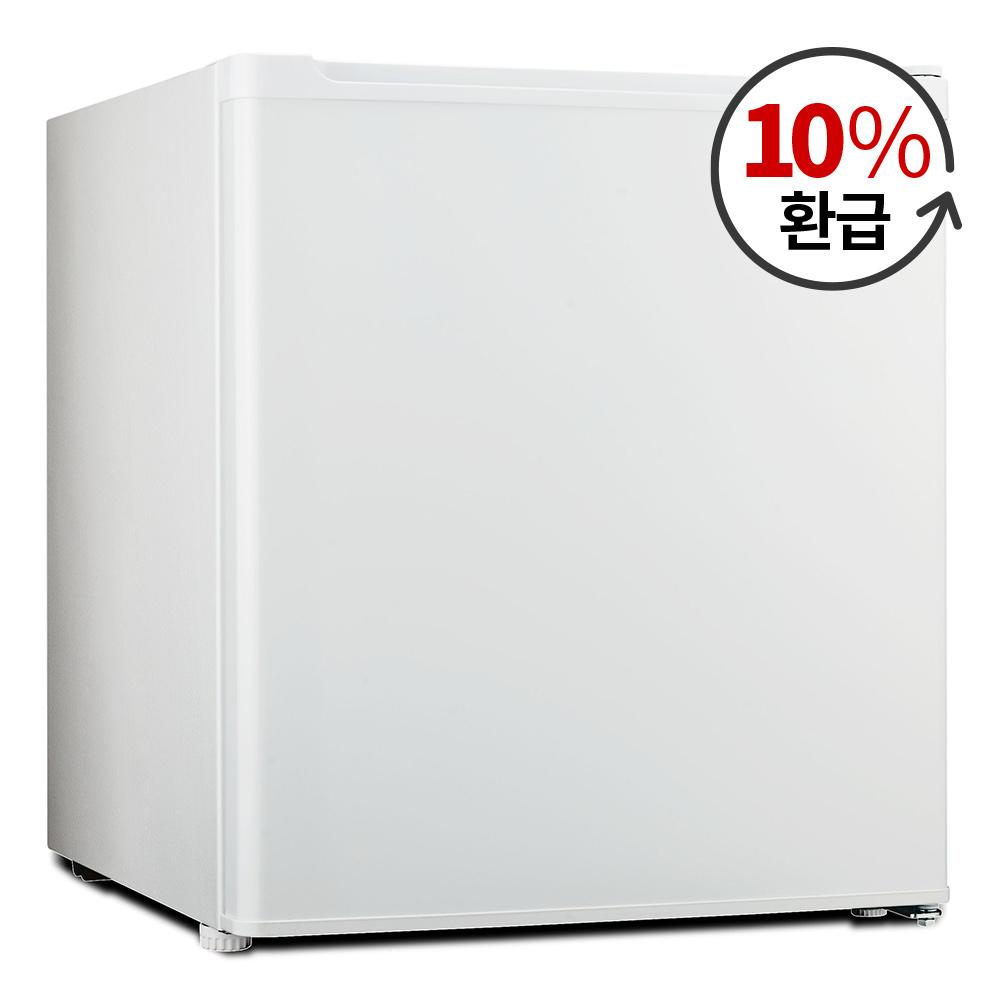 하이얼 1등급 소형미니냉장고 화이트 46L 자가설치, HRT48MDW