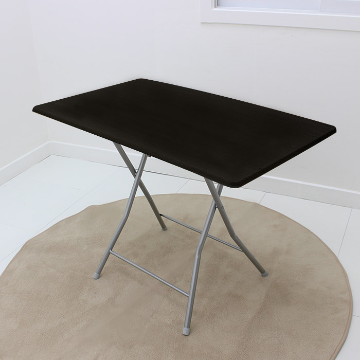 오에이데스크 사각 테이블 특대, 블랙