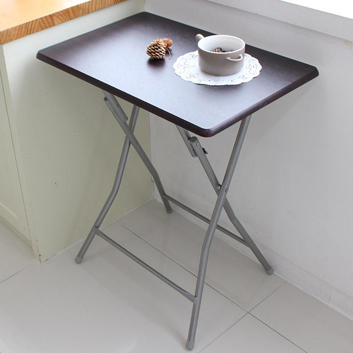 오에이데스크 사각 테이블 소, 월넛