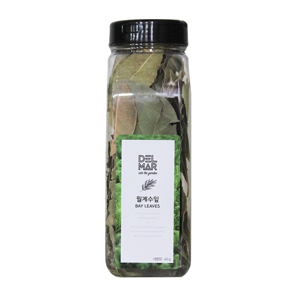 딜리셔스마켓 월계수 잎, 40g, 1개