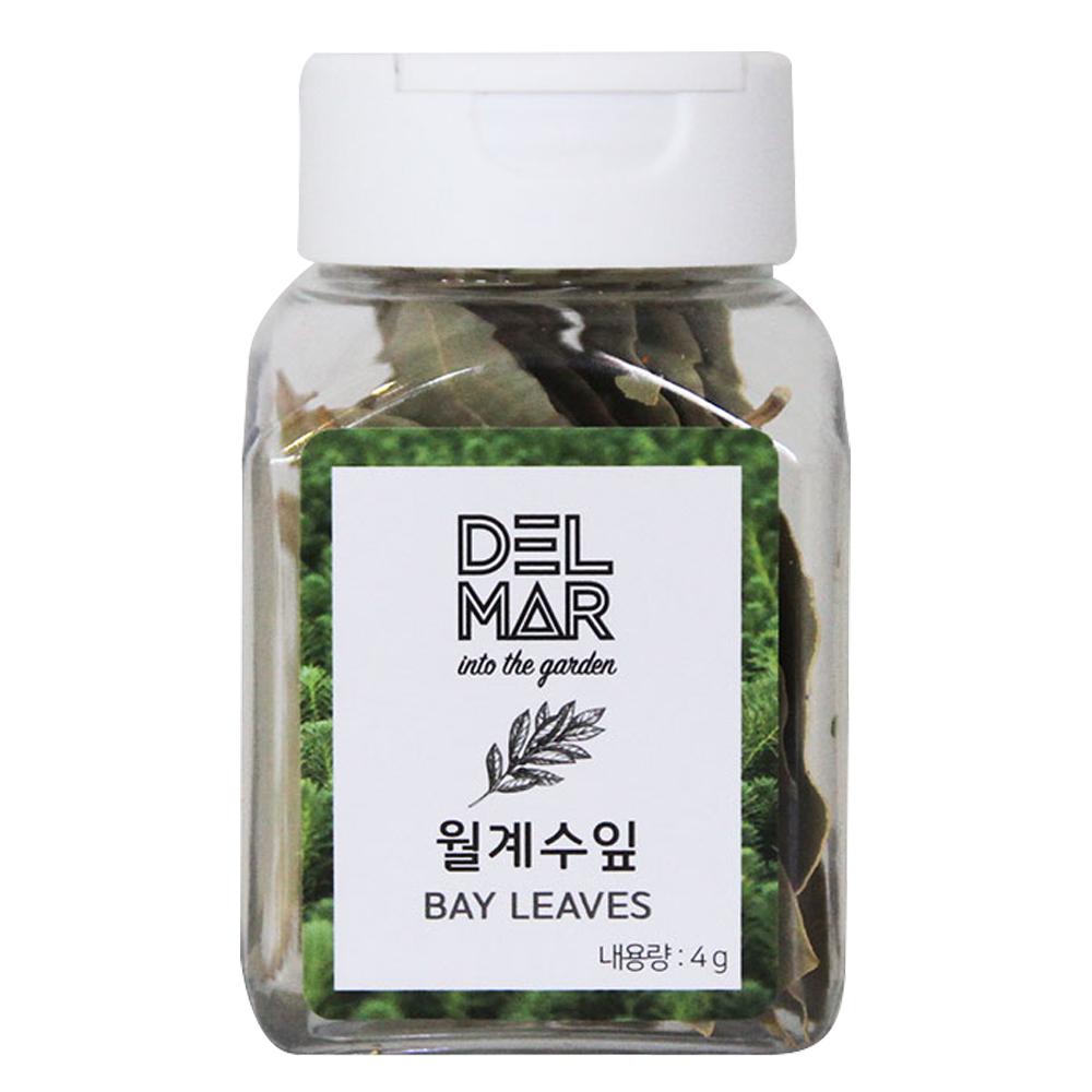딜리셔스마켓 프리미엄 월계수 잎, 4g, 1개