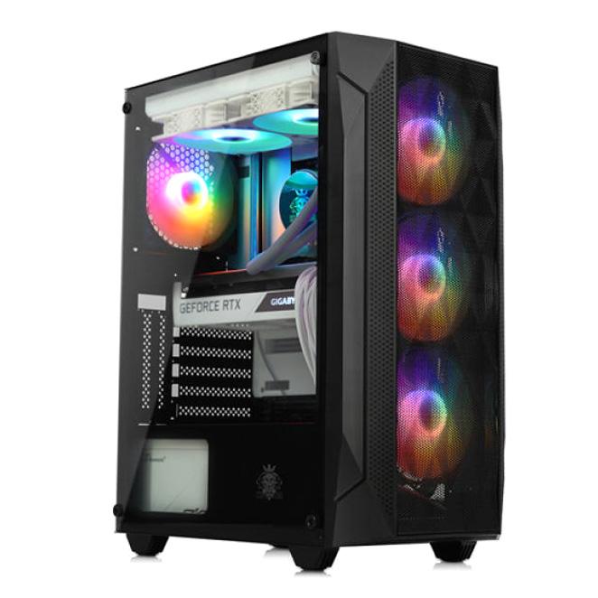조이젠 조립PC 라이징A25 (AMD R5-5600X), WIN 미포함, RAM 16GB, SSD 240GB