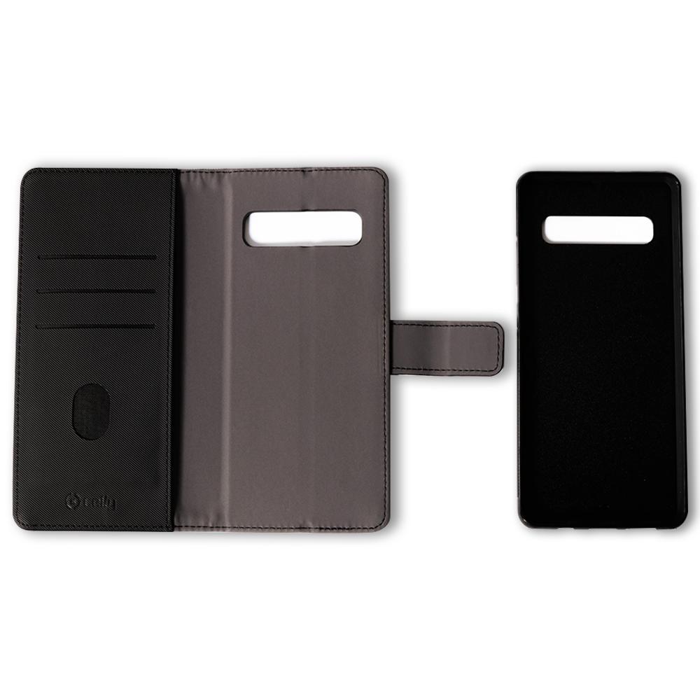 첼리 두오맥 2 in 1 지갑형 자석 휴대폰 케이스