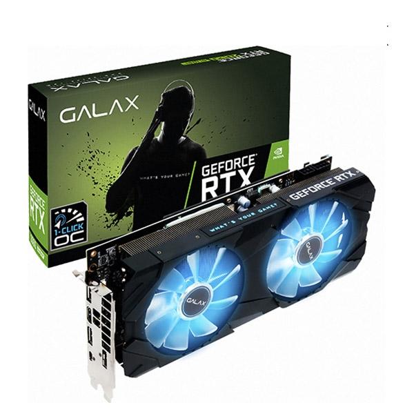 갤럭시 지포스 RTX 2060 SUPER EX BLACK OC D6 8GB 그래픽카드