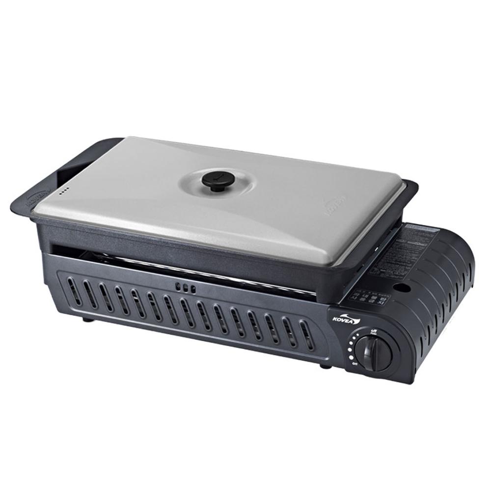 코베아 3웨이 올인원 올블랙 C 멀티 스토브 L, 혼합색상, 1세트