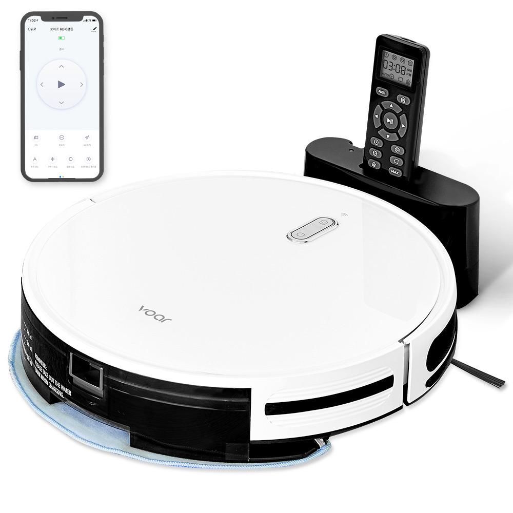 [로봇청소기] 보아르 RB써클린 3in1 스마트 로봇청소기, VCL-016WH - 랭킹17위 (254000원)