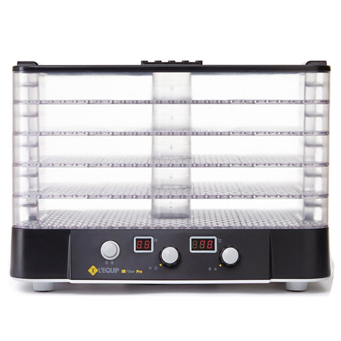 리큅 투명 대용량 하이 트레이 5단 식품건조기 LD-F5BT50