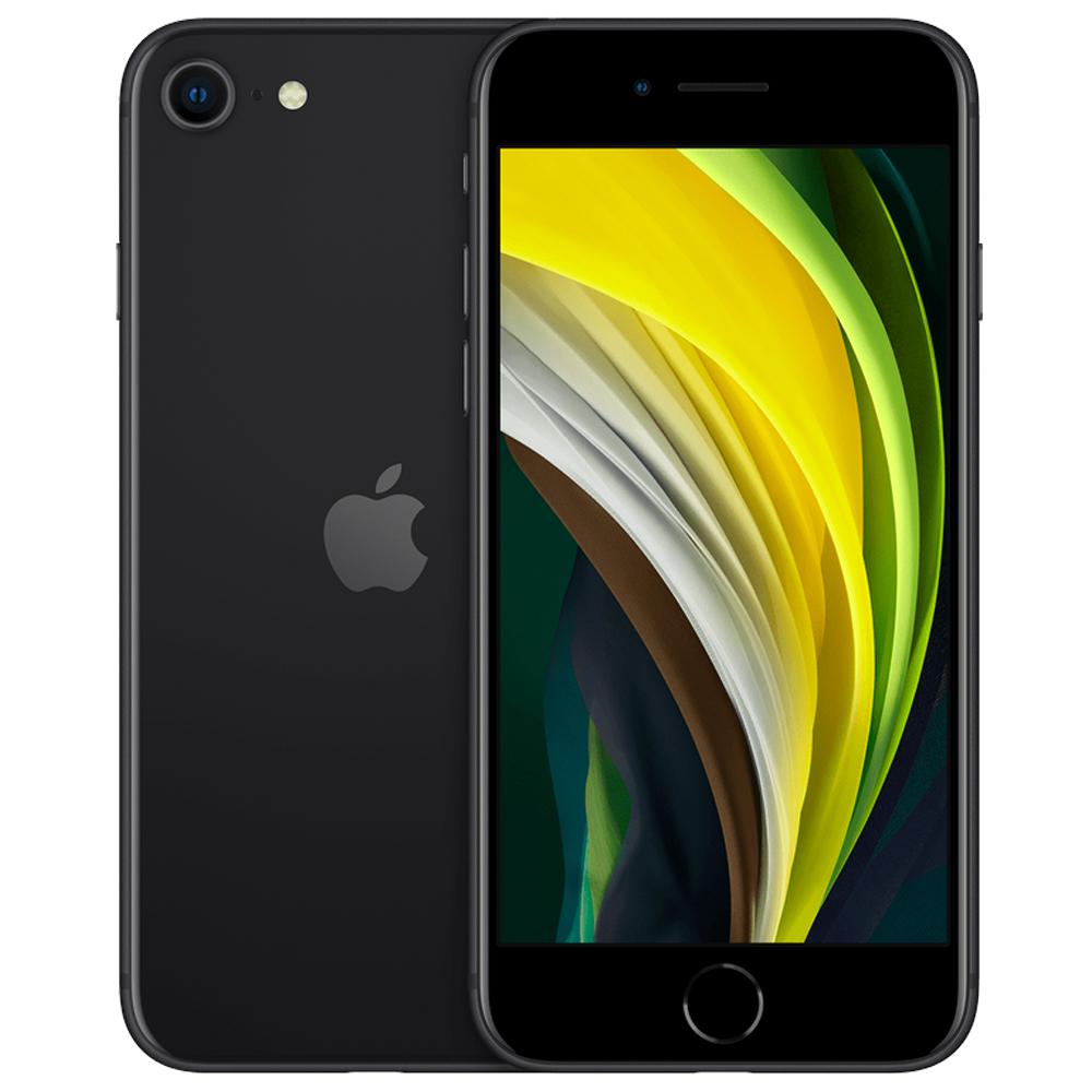 Apple 아이폰 SE 2세대 자급제, 256GB, 블랙