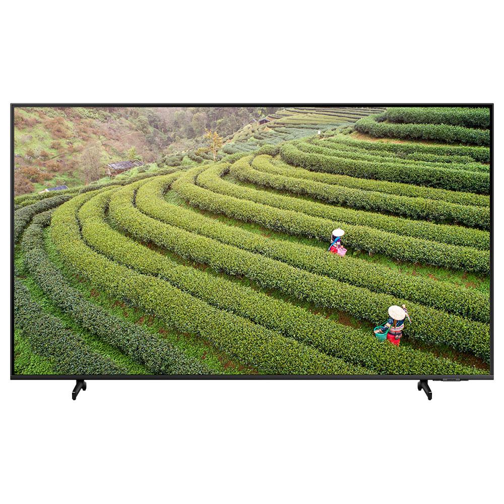 삼성전자 4K QLED 189cm TV KQ75QA60AFXKR, 스탠드형, 방문설치 (POP 5114437855)