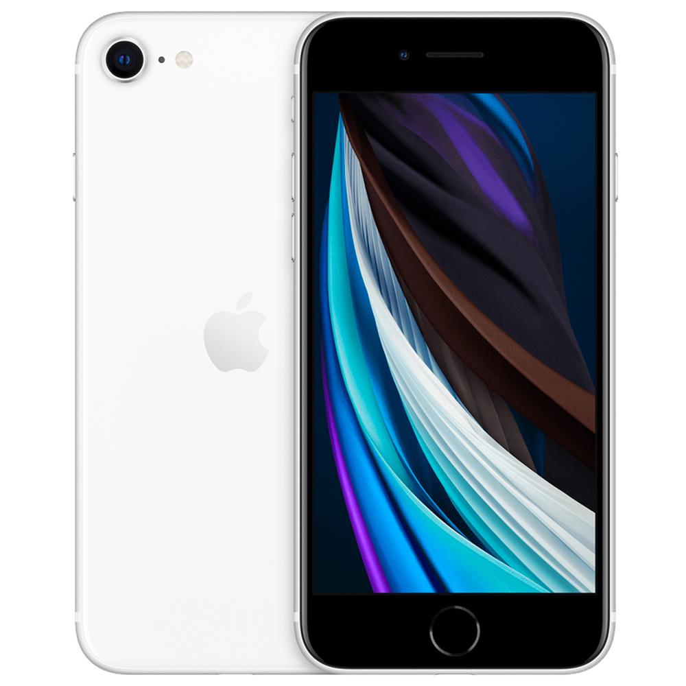 Apple 아이폰 SE 2세대 자급제, 256GB, 화이트