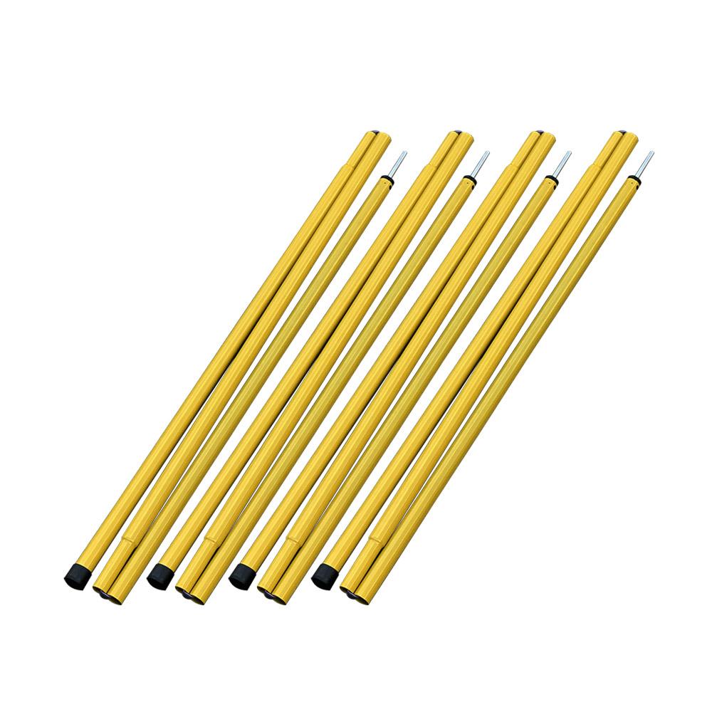 스틸 사이드폴 4p, 1세트