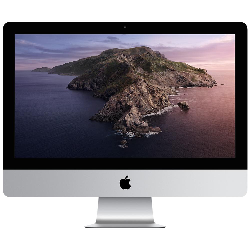 Apple 2019년 아이맥 레티나 4K display 21 MRT42KH/A (i5-3.0Ghz hexa-core RP560X-KOR MAC OS 1TB), 기본형