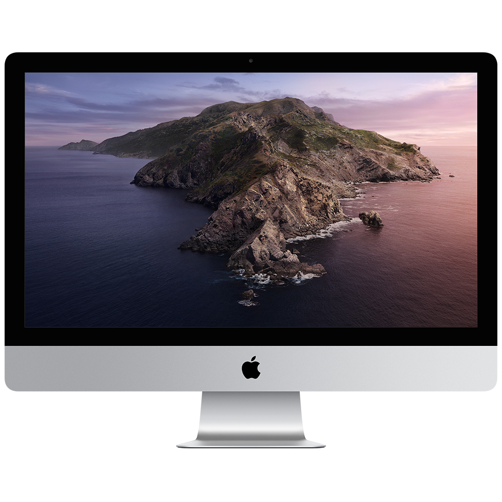 Apple 2019년 아이맥 레티나 5K display 27 MRQY2KH/A (i5-3.0Ghz hexa-core RP570X-KOR MAC OS 1TB), 기본형