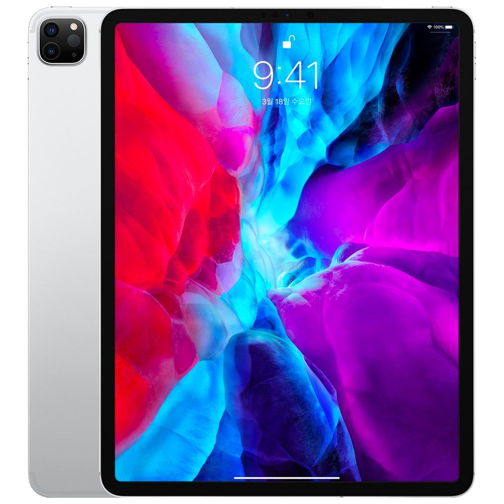 Apple iPad Pro 12.9 4세대, Wi-Fi+Cellular, 512GB, 실버