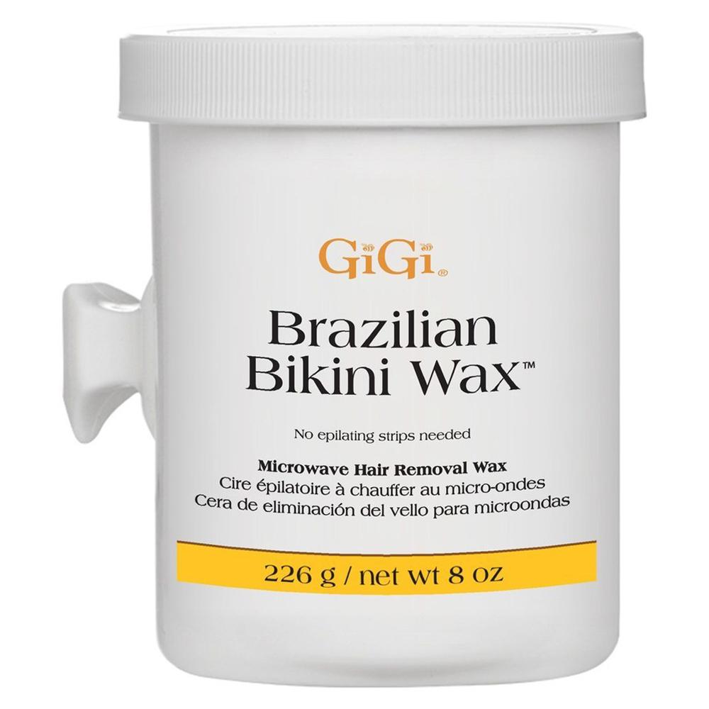 지지 브라질리안 비키니 왁스, 226g, 1개