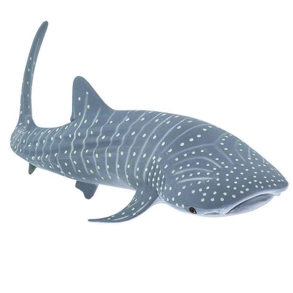 사파리엘티디 422129 고래상어 Whale Shark 피규어, 혼합색상