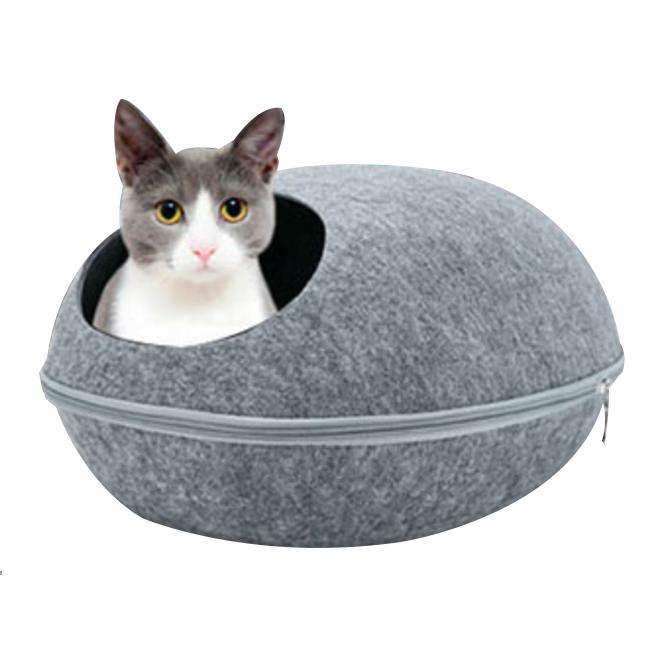 딩동펫 고양이 공룡알 숨숨 하우스, 그레이
