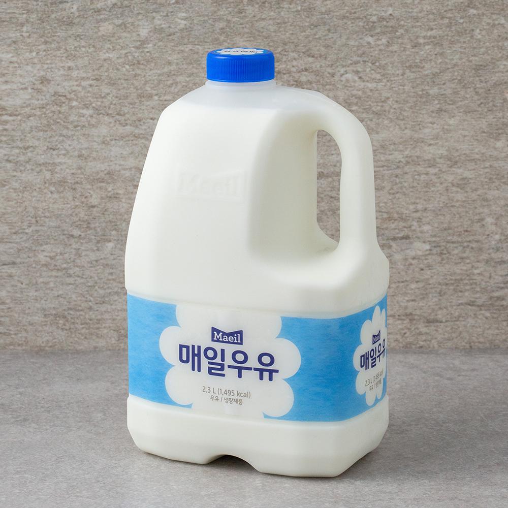 매일우유 오리지널, 2.3L, 1개