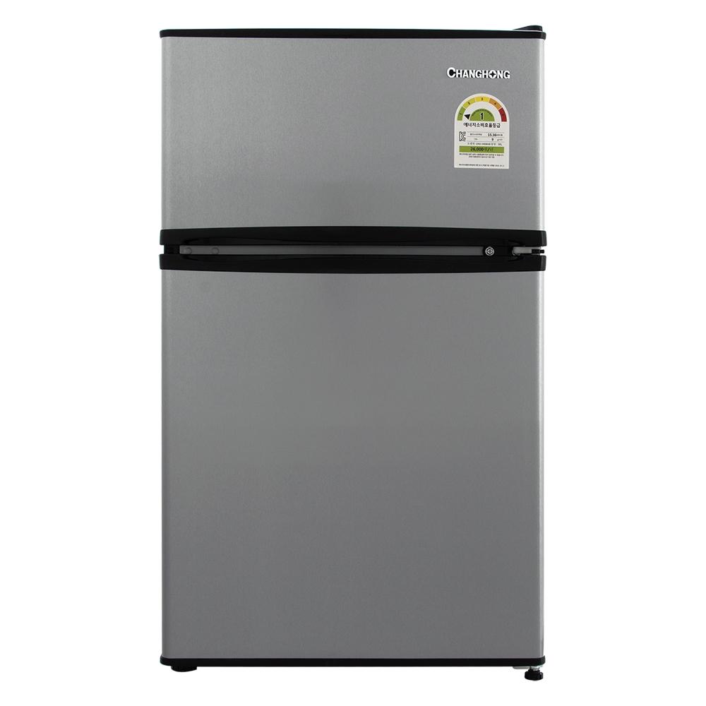 창홍 냉장고 90L 자가설치, ORD-090BMB (메탈블랙)