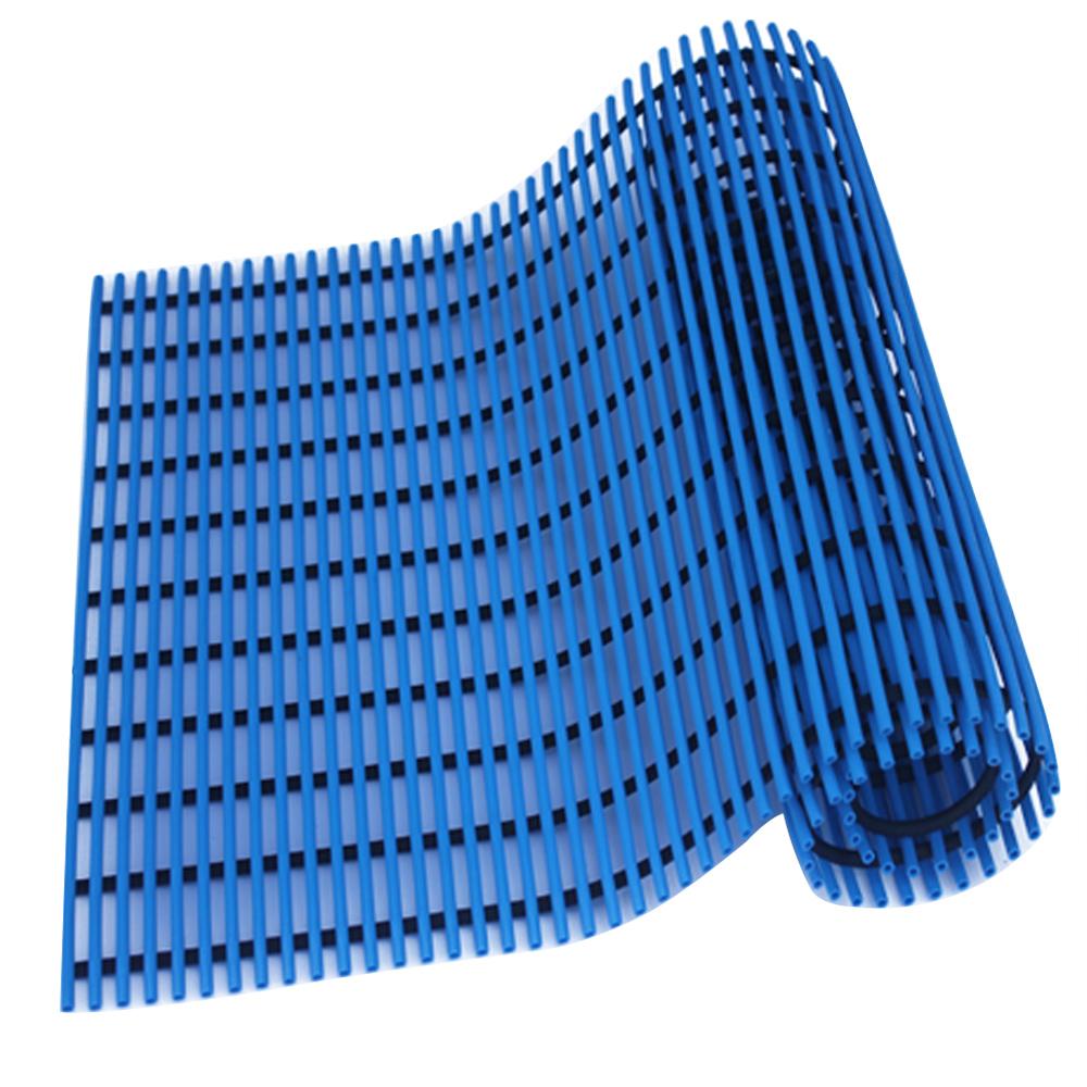 월광매트 미끄럼 방지 매트 일반형 90 x 150 cm, 파랑색, 1개