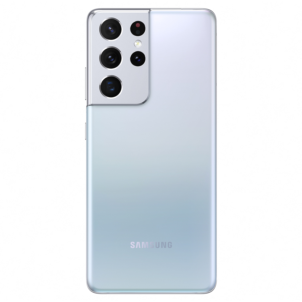 삼성전자 갤럭시 S21 울트라 휴대폰 SM-G998N, 팬텀 실버, 256GB