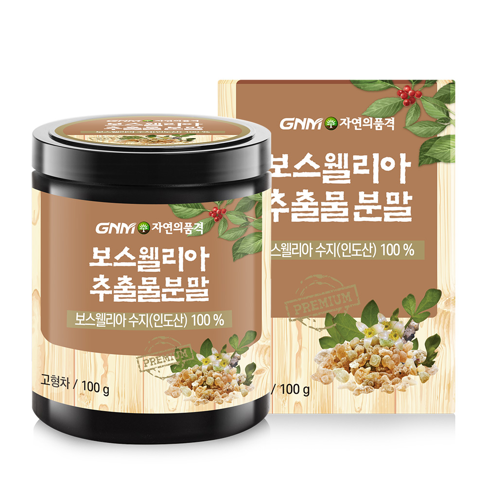 GNM자연의품격 보스웰리아 추출물 분말, 100g, 1개