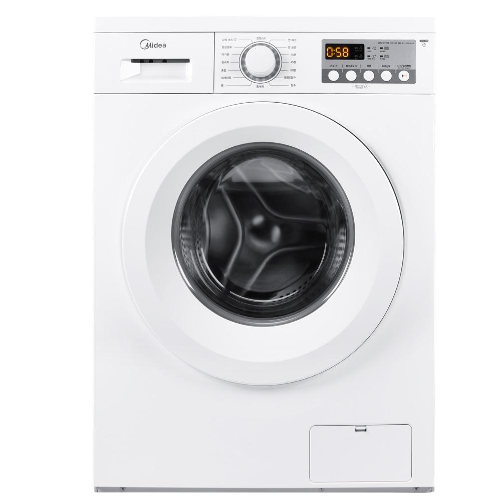 미디어 드럼 세탁기 MW-F902W 9kg 방문설치
