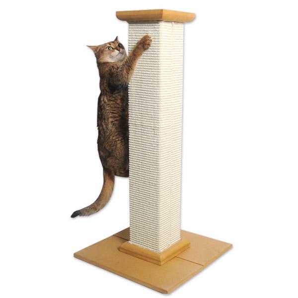 레이지캣 얼티메이트 스크래칭 포스트 스크래쳐 기둥형, 혼합 색상, 1개