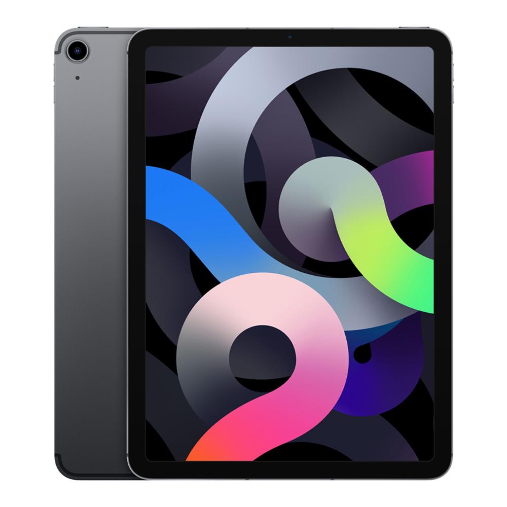 Apple 2020년 iPad Air 10.9 4세대, Wi-Fi+Cellular, 64GB, 스페이스 그레이