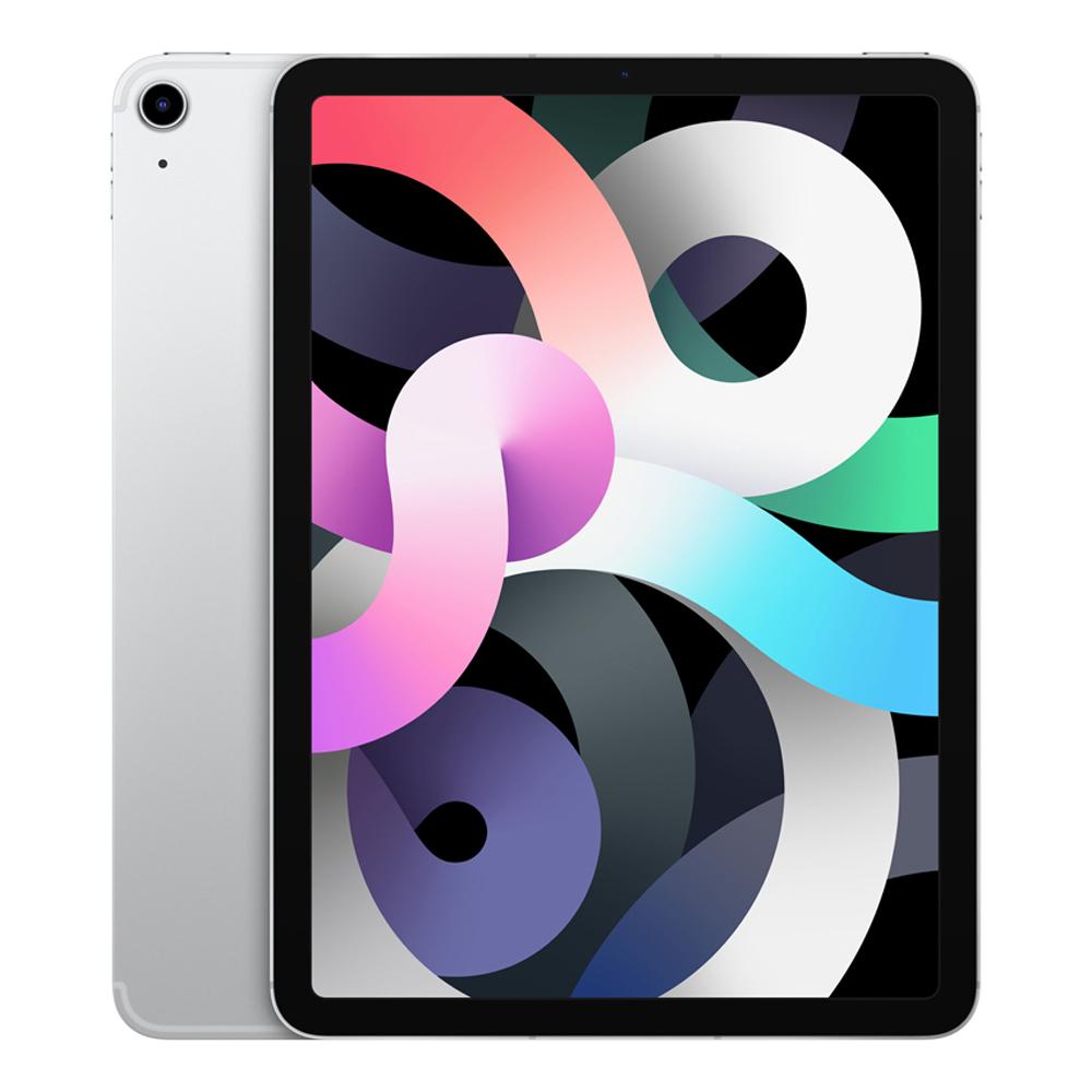 Apple iPad Air 4세대, Wi-Fi+Cellular, 256GB, 실버