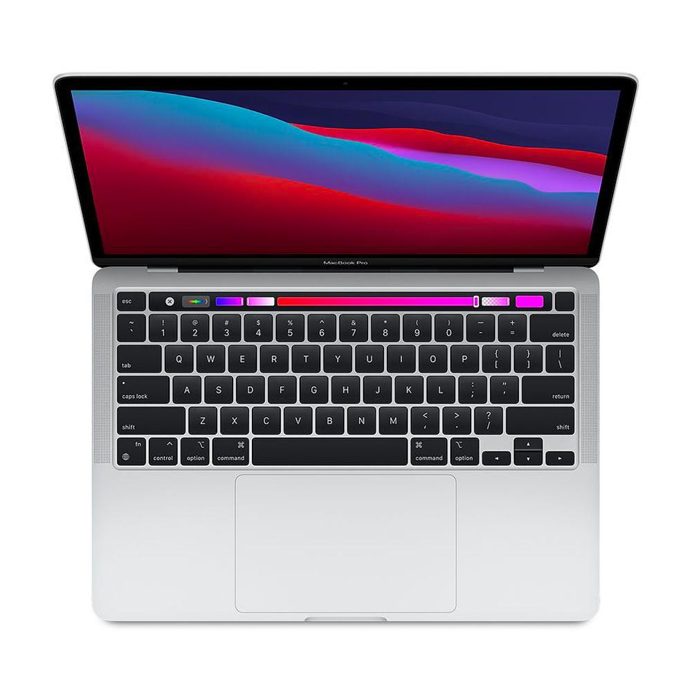 Apple 2020년 맥북 프로 13 (M1 칩셋 8코어 CPU 8코어 GPU), 8GB, SSD 256GB, 실버