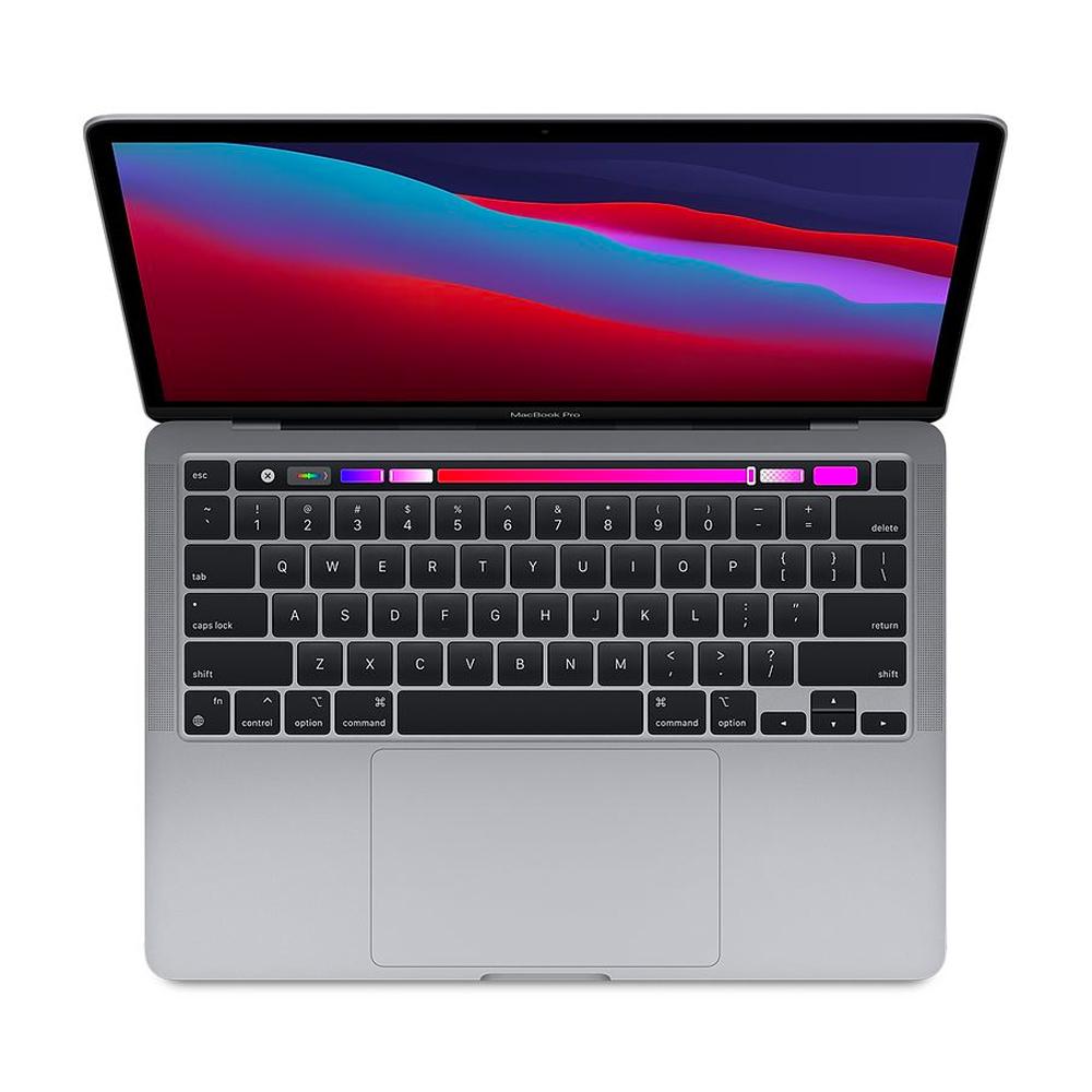 Apple 2020년 맥북 프로 13 (M1 칩셋 8코어 CPU 8코어 GPU), 16GB, SSD 256GB, 스페이스 그레이