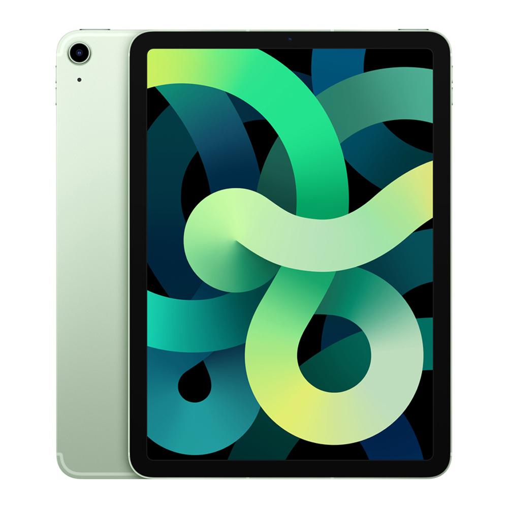 Apple iPad Air 4세대, Wi-Fi+Cellular, 64GB, 그린
