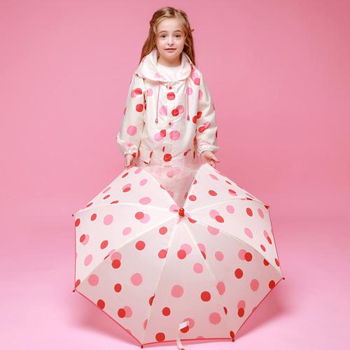 캔디베이비 도트 우산