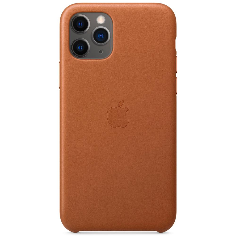 Apple 정품 가죽 휴대폰 케이스