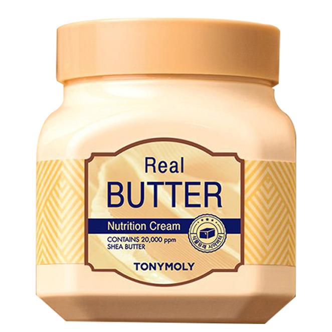 토니모리 리얼 버터 영양 크림, 320ml, 1개